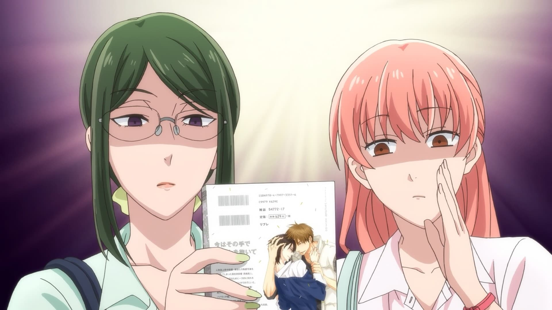 Episode 1 wotakoi Episode 1