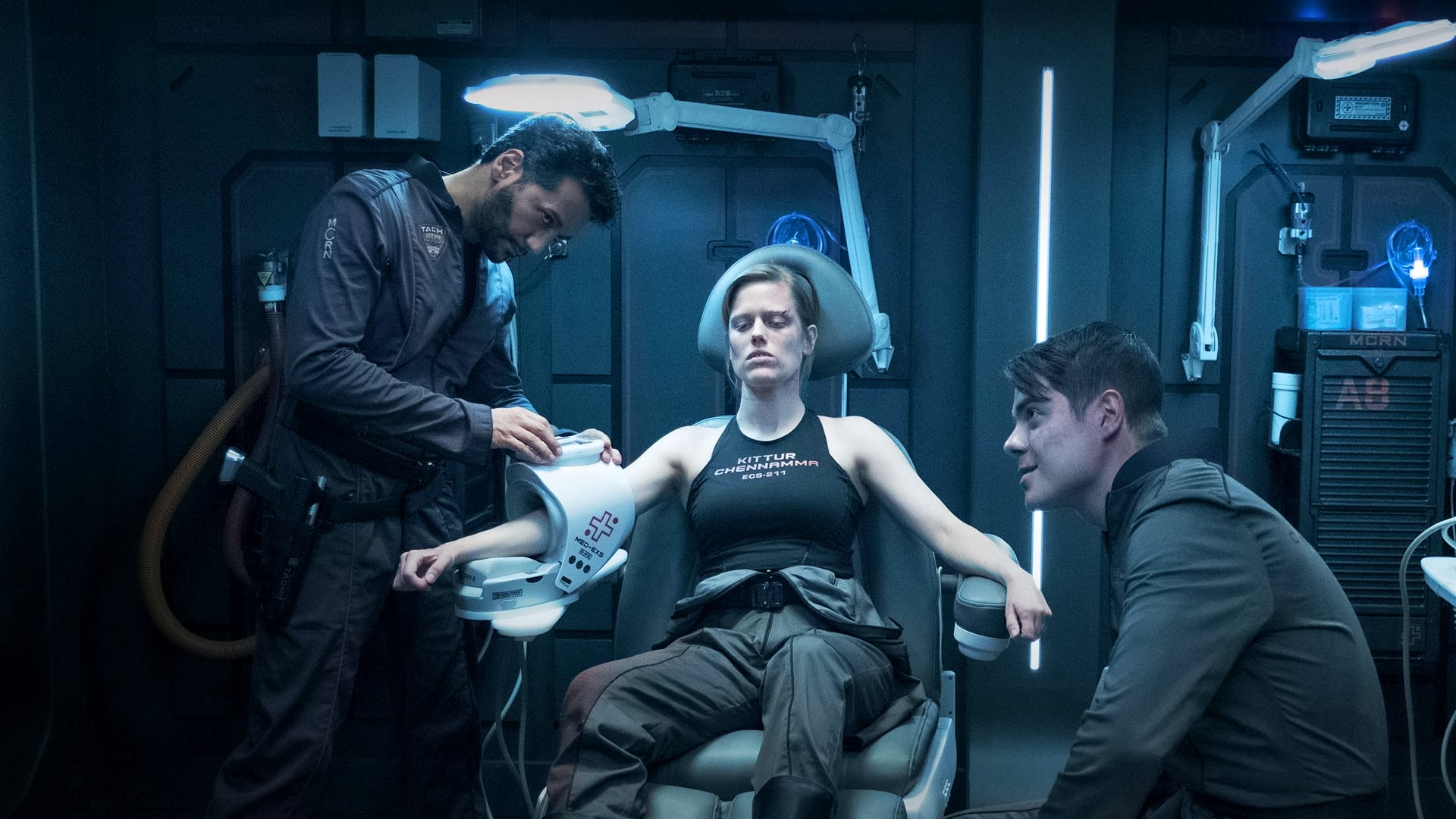 The Expanse Episodes