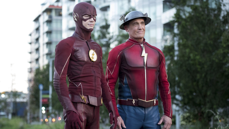 The Flash S03e10