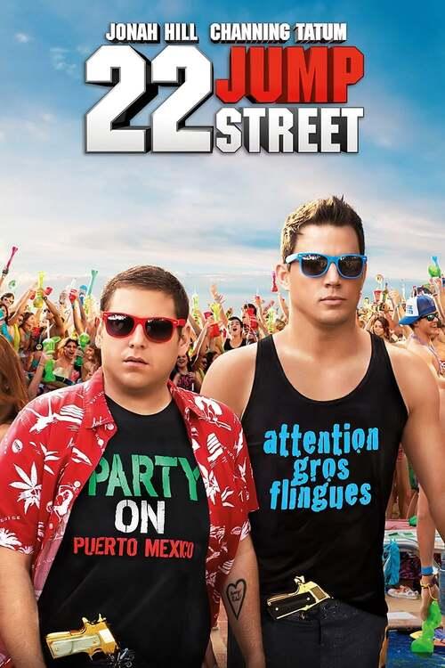 Filme Wie 22 Jump Street