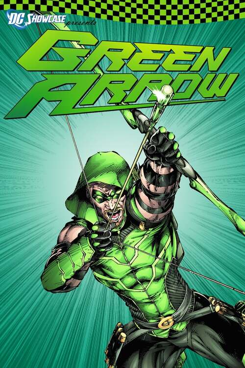 Green Arrow Stream