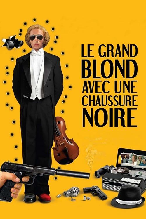 Film Du Chaussure Noire Avec Fiche Une Le Blond Grand cTKJlF1