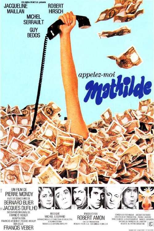 Appelez-moi Mathilde