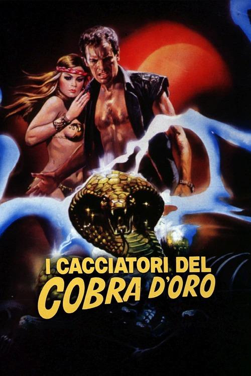 I cacciatori del cobra d'oro