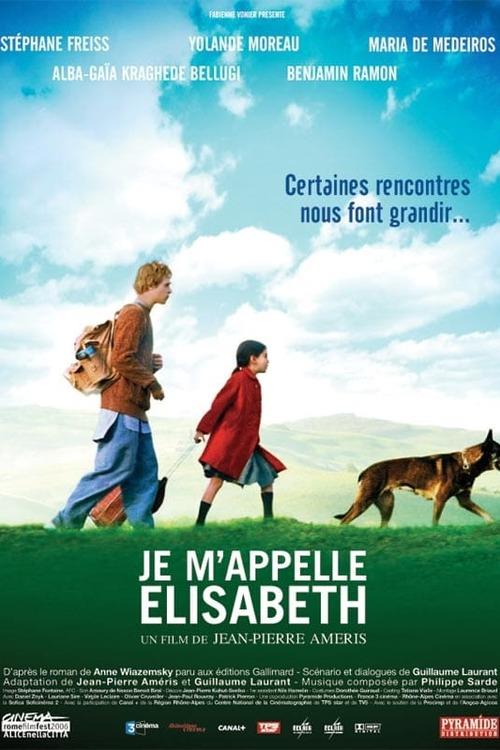 Je m'appelle Elisabeth