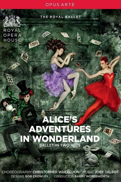 Alice's Adventures in Wonderland (Royal Opera House)