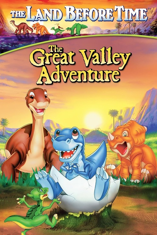 The Land Before Time: The Great Valley Adventure