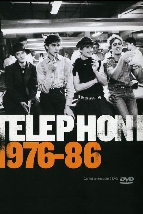 Téléphone - 1976-86