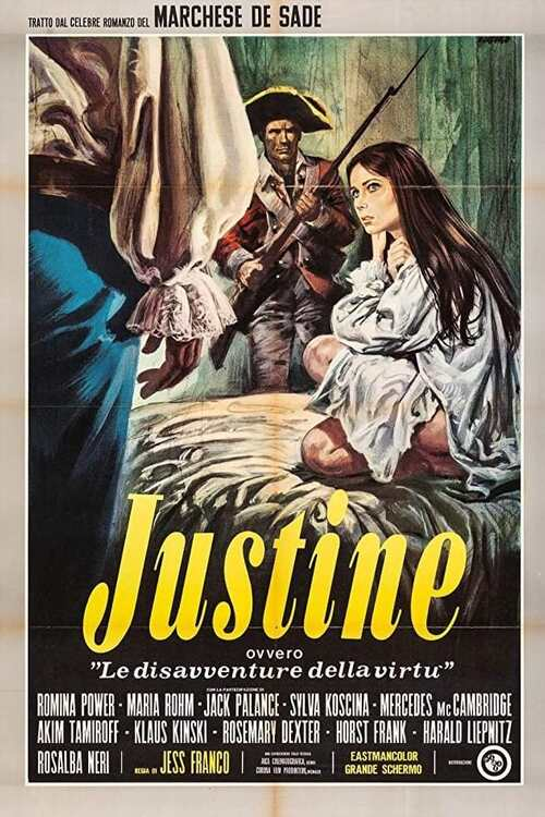 Marquis de Sade: Justine