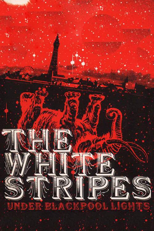 The White Stripes: Under Blackpool Lights