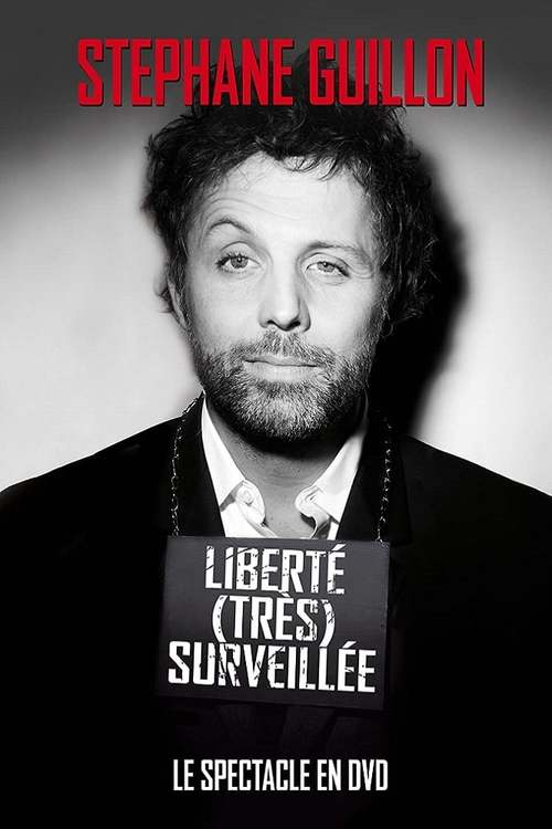 Stéphane Guillon - Liberté très surveillée