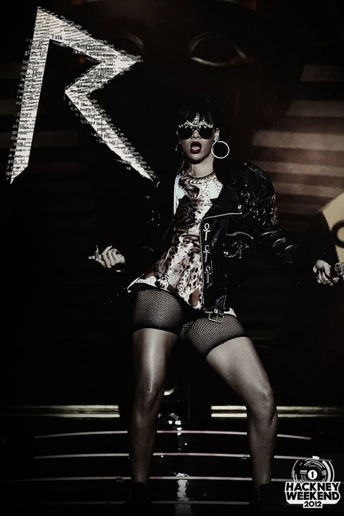 Rihanna: Live at Hackney Weekend 2012
