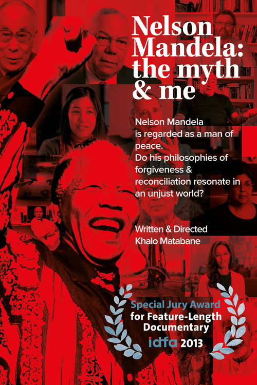 Nelson Mandela: The Myth and Me