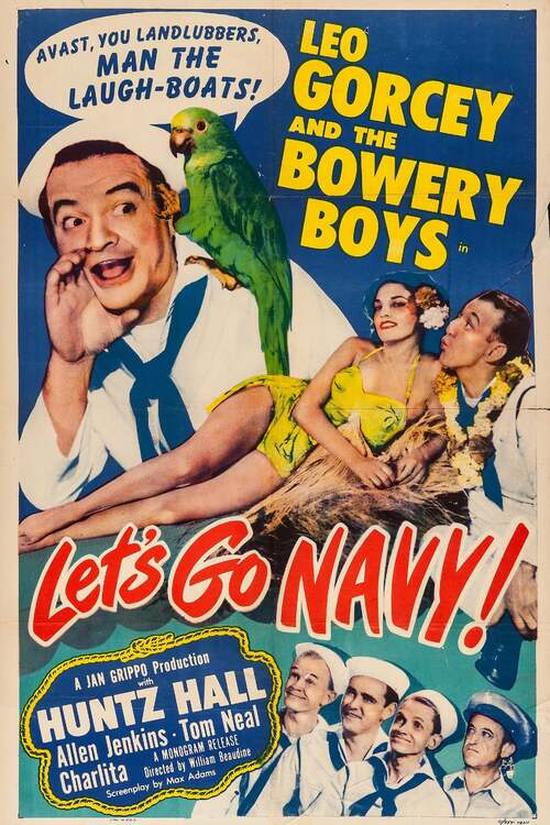 Let's Go Navy!