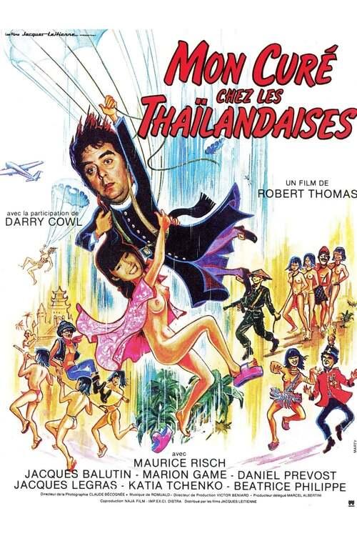 Mon curé chez les Thaïlandaises