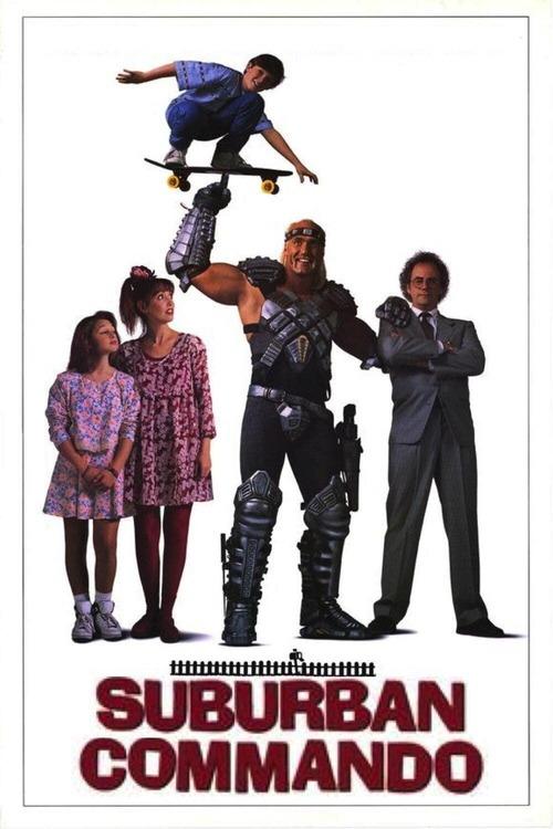 Suburban Commando