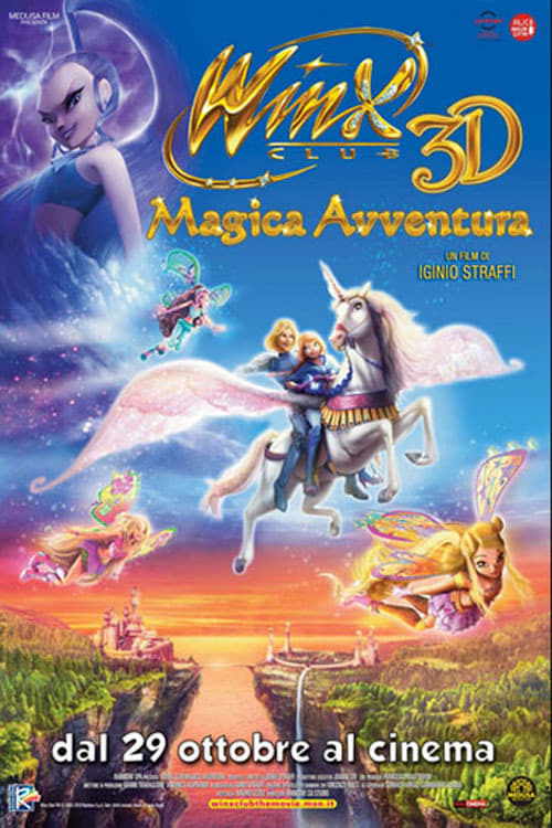 Winx Club - Magica avventura