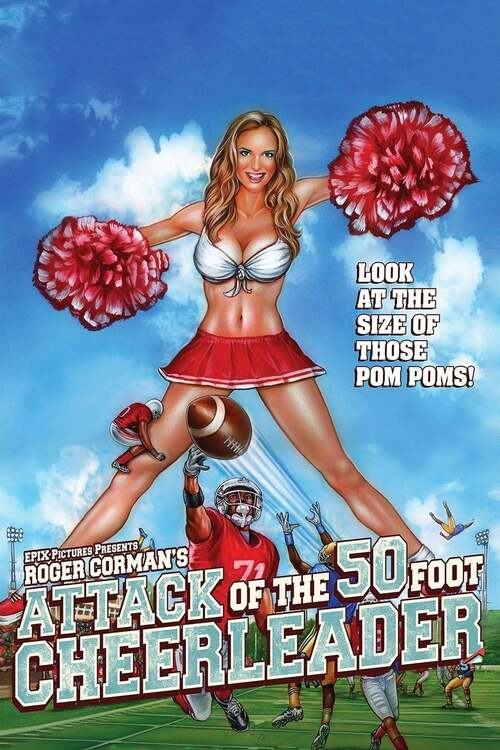Attack of the 50 Foot Cheerleader