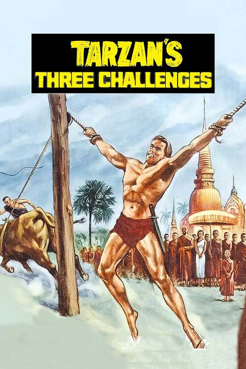 Tarzan's Three Challenges