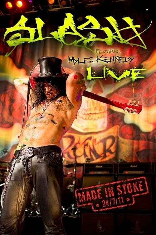 Slash: Made in Stoke 24/7/11