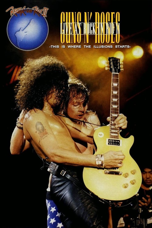 Guns N' Roses: Rock in Rio II