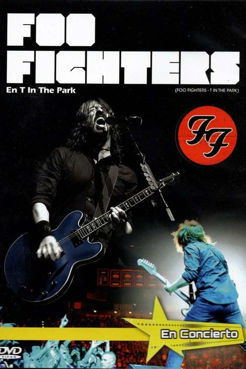 Foo Fighters -T in The Park