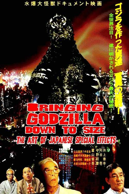 Bringing Godzilla Down to Size