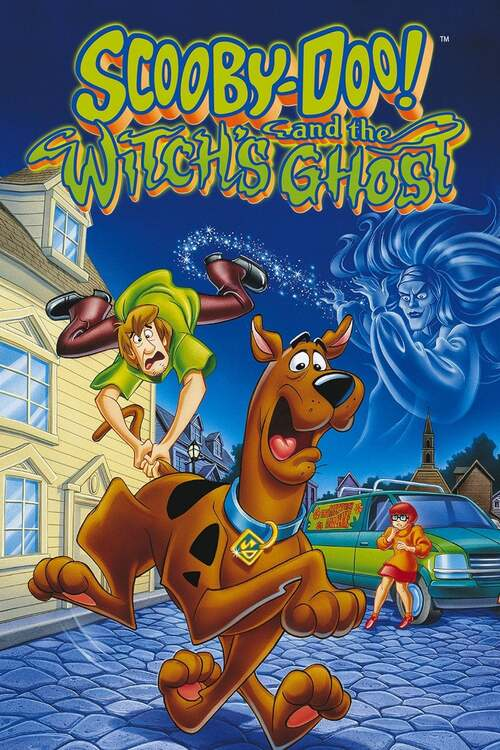 Scooby-Doo! and the Witch's Ghost