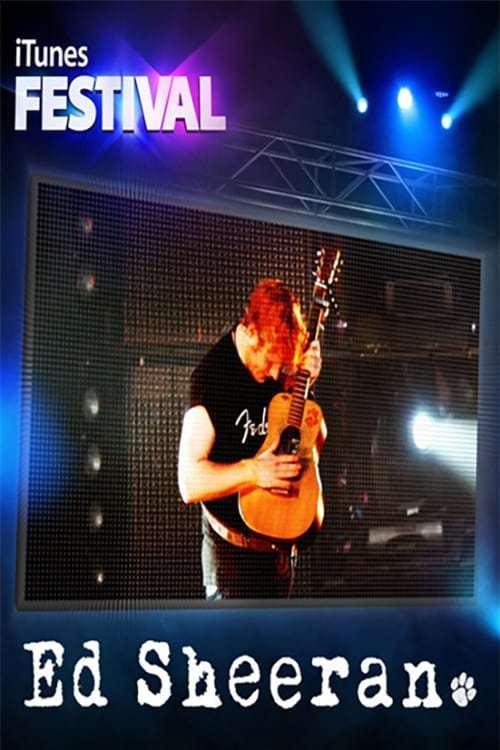 Ed Sheeran iTunes Festival London 2012