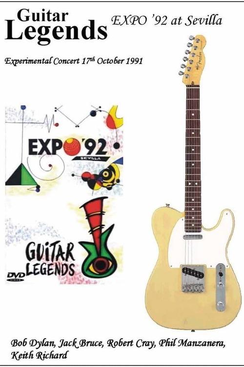 Guitar Legends EXPO '92 at Sevilla - The Experimental Night
