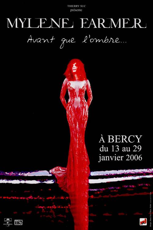 Mylène Farmer : Avant que l'ombre... à Bercy