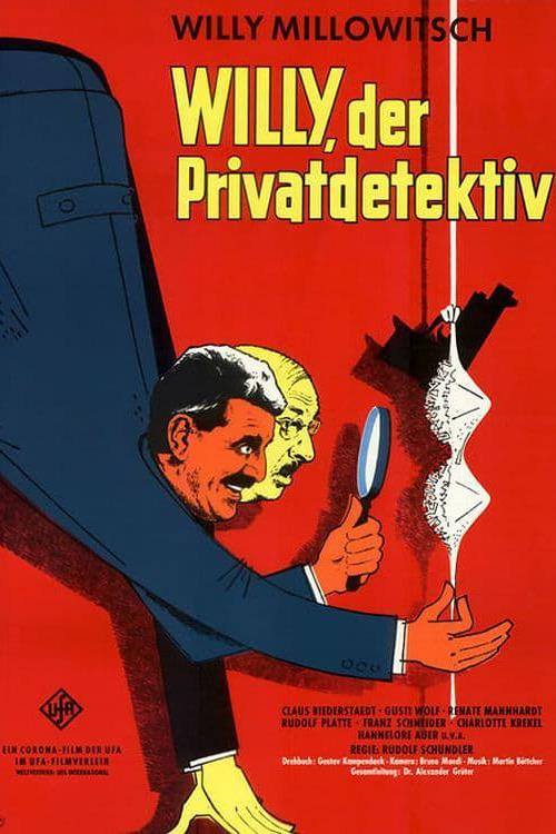 Willy, der Privatdetektiv