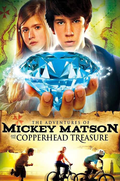 The Adventures of Mickey Matson and the Copperhead Conspiracy