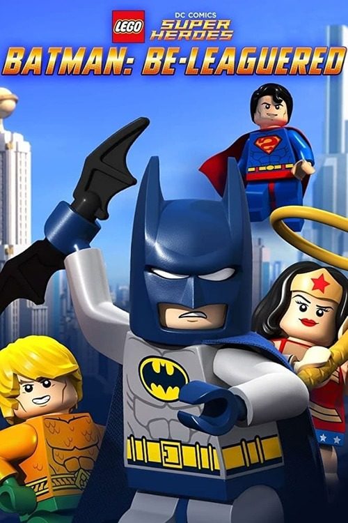 LEGO DC Comics Super Heroes Batman Be-Leaguered