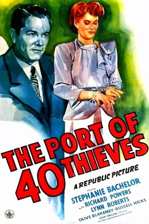 The Port of 40 Thieves