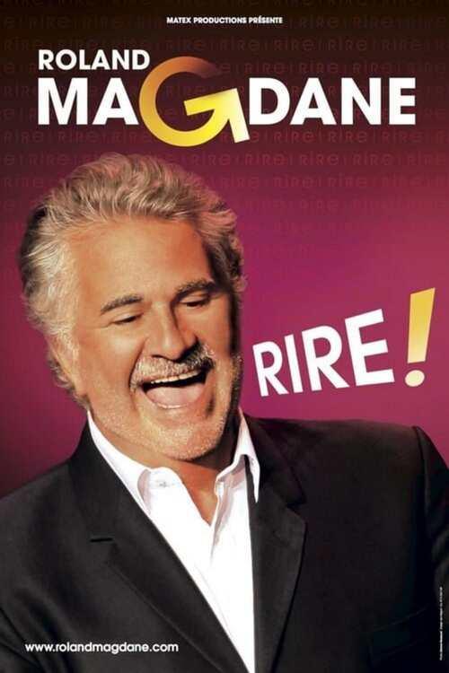 Roland Magdane : Rire !