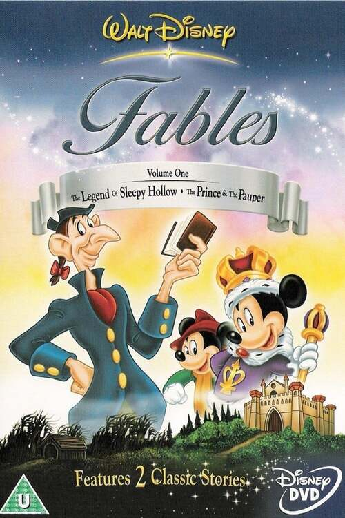 Walt Disney's Fables - Vol.1