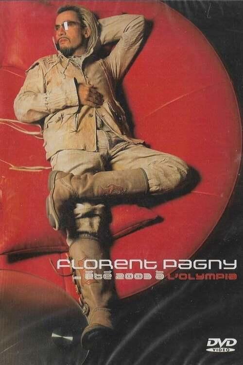 Florent Pagny - Eté 2003 à l'Olympia
