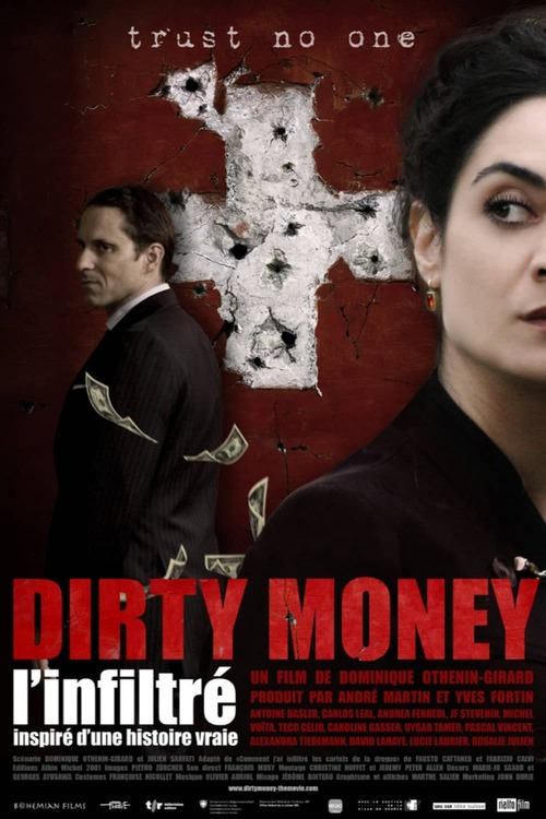 Dirty money, l'infiltré