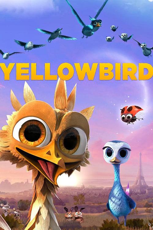 Gus - Petit oiseau, grand voyage