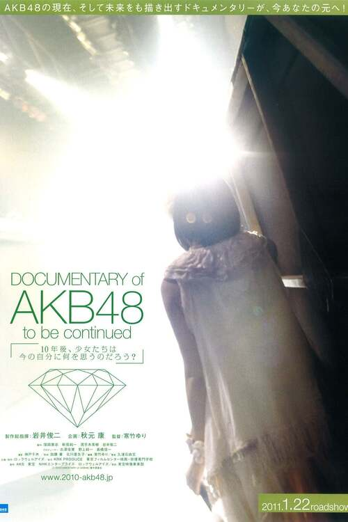 Documentary Of AKB48 : To Be Continued - 10年後、少女たちは今の自分に何を思うのだろう?