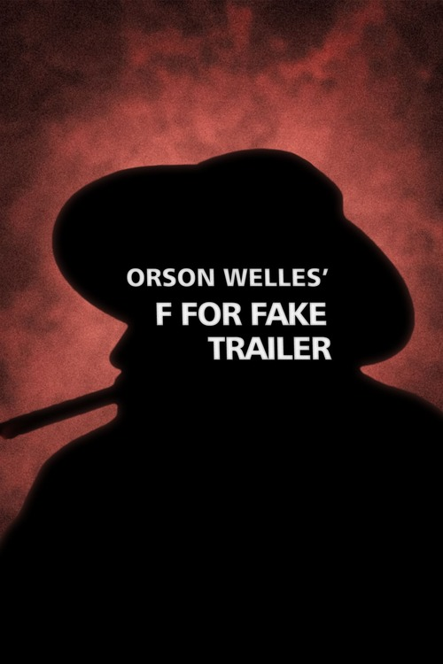 F for Fake Trailer