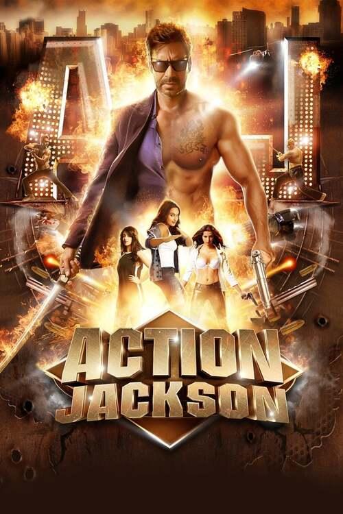 एक्शन जैकसन