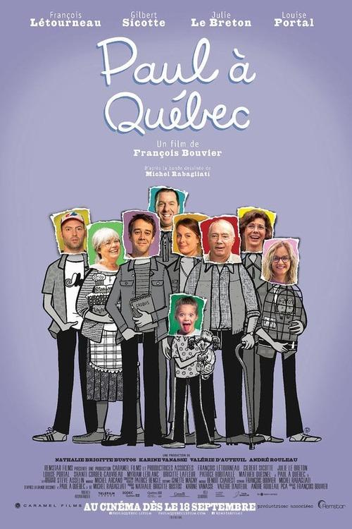 Paul à Québec