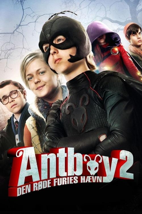 Antboy II: Den røde furies hævn
