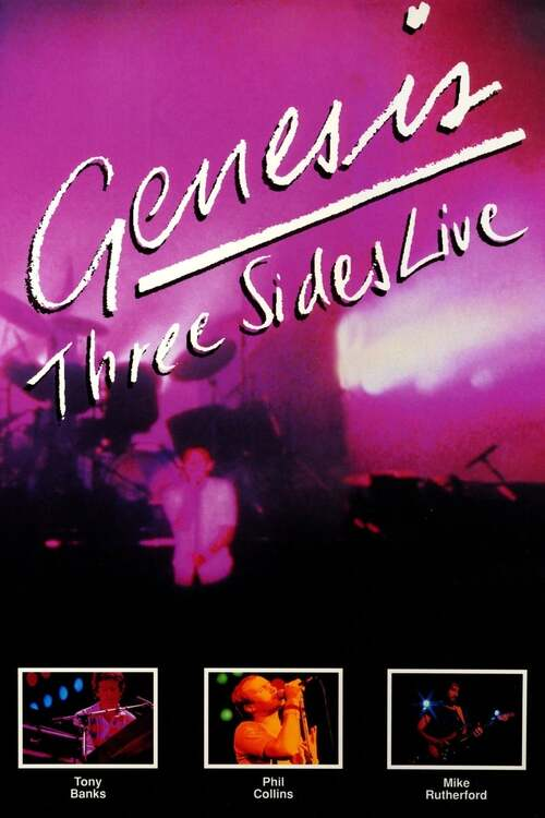 Genesis : Three Sides Live