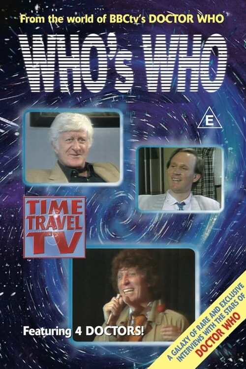 Doctor Who's Who's Who