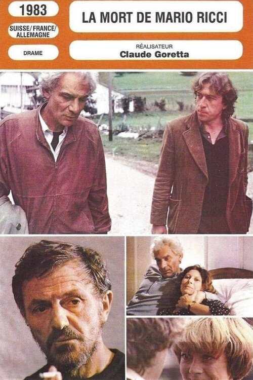 La mort de Mario Ricci