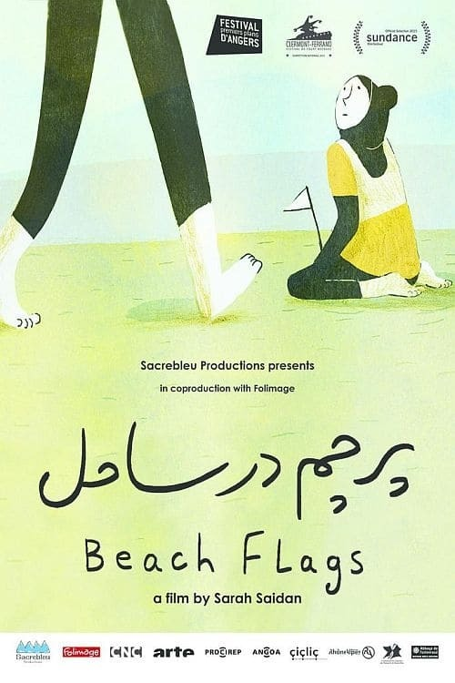 Beach Flags