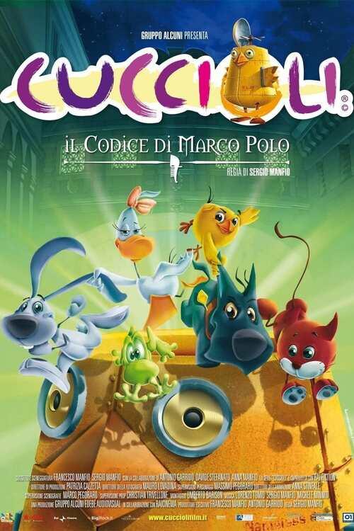 Cuccioli - Il codice di Marco Polo
